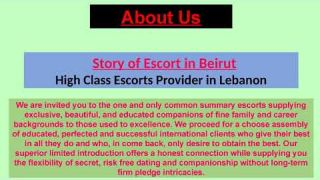 Escorts in Beirut | Escorts in Lebanon