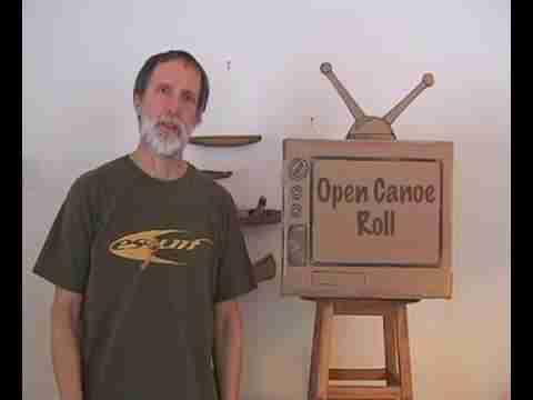 Open canoe Roll